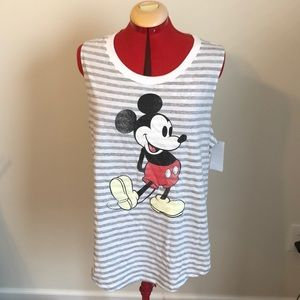 Mickey Mouse tank top